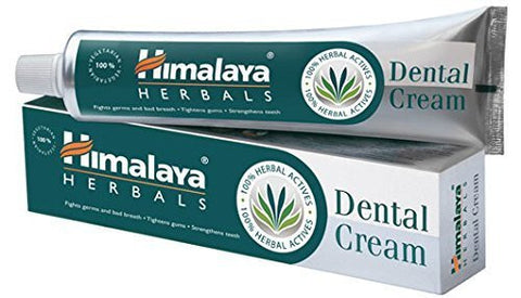 Buy 3 X Himalaya Dental Cream Toothpaste - 200gm each online for USD 28.76 at alldesineeds