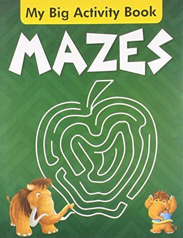 Buy Mazes (My Big Activity Book) [Paperback] [Jan 05, 2012] Pegasus online for USD 7.42 at alldesineeds