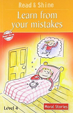 Buy Learn from Your Mistakes: Level 4 [Jan 01, 2009] Pegasus online for USD 7.42 at alldesineeds