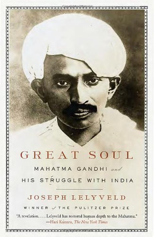 Buy Great Soul: Mahatma Gandhi and His Struggle with India [Paperback] [Apr 03, online for USD 25.15 at alldesineeds