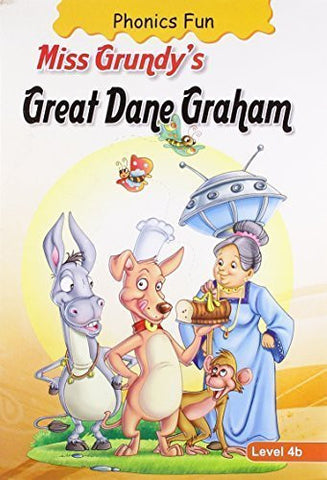 Buy Miss Grundy's Great Dane: Graham [May 05, 2009] Nath, Gita online for USD 7.42 at alldesineeds