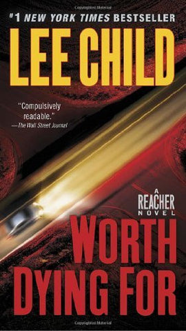 Buy Worth Dying For: A Jack Reacher Novel [Mass Market Paperback] [Apr 26, 2011] online for USD 21.35 at alldesineeds