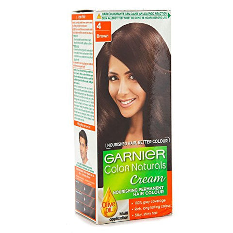 Buy 3 Pack Garnier Color Naturals Regular Pack, Brown online for USD 13 at alldesineeds