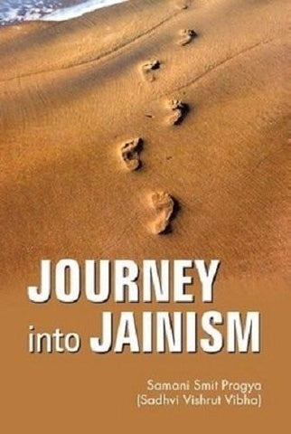 Journey into Jainism [Apr 01, 2010] Pragya, Samani Smit] [[ISBN:8131999149]] [[Format:Paperback]] [[Condition:Brand New]] [[Author:Pragya, Samani Smit]] [[ISBN-10:8131999149]] [[binding:Paperback]] [[manufacturer:B Jain Publishers Pvt Ltd]] [[number_of_pages:133]] [[publication_date:2010-04-01]] [[brand:B Jain Publishers Pvt Ltd]] [[ean:9788131999141]] for USD 13.02