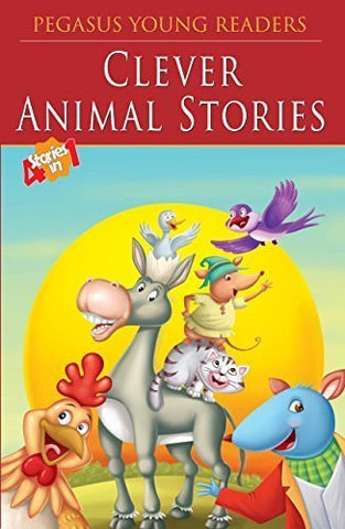 Buy Clever Animal Stories: Level 3 [Jul 09, 2013] Pegasus online for USD 12.38 at alldesineeds
