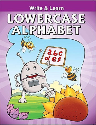 Buy Lowercase Alphabets (Write & Learn) [Apr 01, 2008] Pegasus online for USD 7.86 at alldesineeds