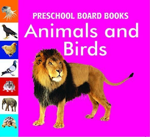 Buy Animals & Birds (Preschool Board-Books) [Apr 20, 2010] Pegasus online for USD 7.42 at alldesineeds