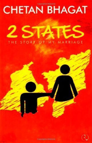 Buy 2 States: The Story of My Marriage [Nov 01, 2009] Bhagat, Chetan online for USD 13.59 at alldesineeds