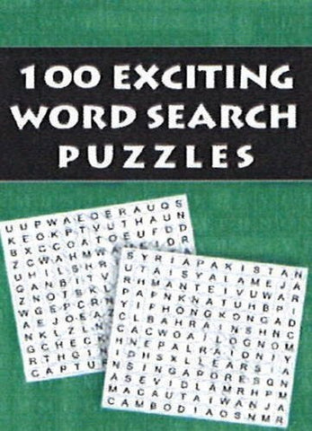 Buy 100 Exciting Word Search Puzzles [Feb 26, 2013] Leads Press online for USD 7.86 at alldesineeds