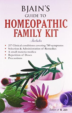 Buy B. Jain's Guide to Homeopathic Family Kit [Jul 01, 1999] B. Jain and 0 online for USD 14.34 at alldesineeds