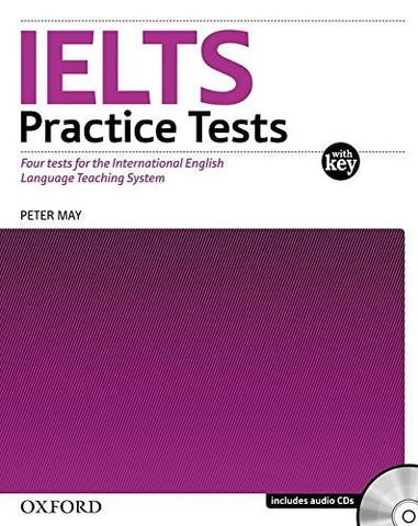 Buy IELTS Practice Tests: IELTS Practice Tests with Explanatory Key and Audio CDs online for USD 29.38 at alldesineeds