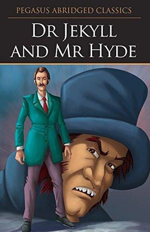 Dr. Jekyll & Mr. Hyde Pegasus [[ISBN:8131930289]] [[Format:Paperback]] [[Condition:Brand New]] [[Author:Pegasus]] [[ISBN-10:8131930289]] [[binding:Paperback]] [[manufacturer:B Jain Publishers Pvt Ltd]] [[number_of_pages:144]] [[brand:B Jain Publishers Pvt Ltd]] [[ean:9788131930281]] for USD 9.99