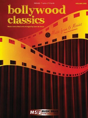 Buy Bollywood Classics [Paperback] [May 01, 2013] Souza, Leon de and Hal Leonard online for USD 26.37 at alldesineeds