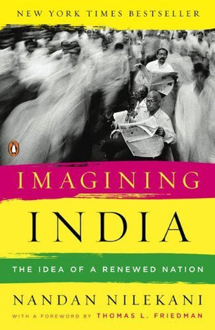 Buy Imagining India: The Idea of a Renewed Nation [Paperback] [Jan 01, 2010] Nandan online for USD 26.76 at alldesineeds