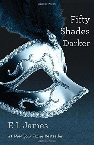 Buy Fifty Shades Darker: Book Two of the Fifty Shades Trilogy [Paperback] [Apr 17 online for USD 23.22 at alldesineeds