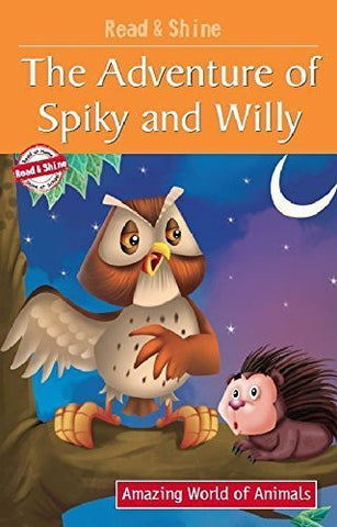 Buy Adventure of Spiky & Willy [Jun 19, 2014] Pegasus and Narang, Manmeet online for USD 7.42 at alldesineeds