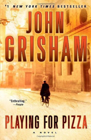Buy Playing for Pizza: A Novel [Paperback] [Aug 23, 2011] Grisham, John online for USD 20.61 at alldesineeds