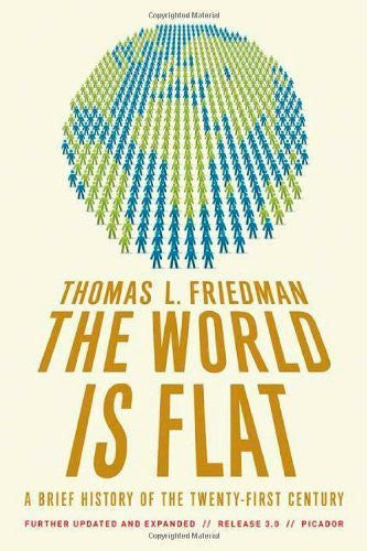 Buy Picador The World Is Flat 3.0: A Brief History Of The Twenty-First Century online for USD 25.77 at alldesineeds