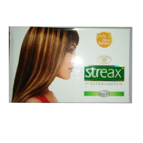 Buy 3 Pack Streax Hair Colour Ultra Light Soft Style 2, 10gms each online for USD 11 at alldesineeds