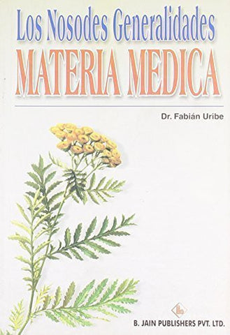 Buy Los Nosodes Generalidades Materia Medica (Spanish Edition) [Paperback] [Apr online for USD 7.91 at alldesineeds