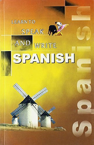Buy Learn to Speak and Write Spanish [Paperback] [Sep 30, 2007] Lotus Press online for USD 22.82 at alldesineeds