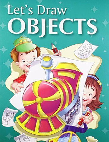 Buy Lets Draw Objects [Jan 01, 2011] Pegasus online for USD 7.42 at alldesineeds