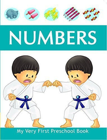 Buy Numbers (My Very First Preschool Book) [Paperback] [Apr 01, 2008] Pegasus online for USD 8.84 at alldesineeds