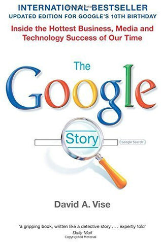 Buy The Google Story- For Googles 10th Birthday --2008 publication [Paperback] online for USD 26.62 at alldesineeds