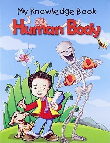 Buy Human Body (My Knowledge Book) [Paperback] [Jun 22, 2011] Pegasus online for USD 7.42 at alldesineeds