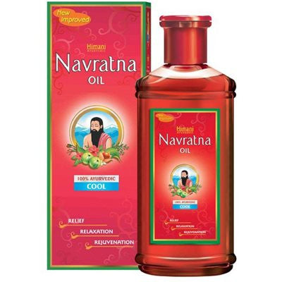 Emami Navratna Oil (200ml)