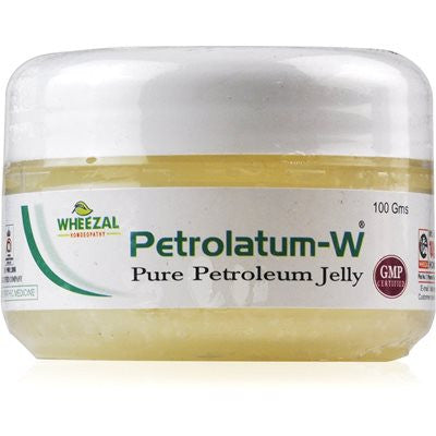 2 x Wheezal Petroleum Jelly Pure with Calendula, Berberis, Neem (100g)