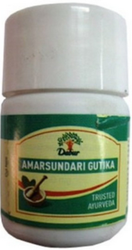 Dabur Amarsundari Gutika 30 Tablet combo of 5 packs - alldesineeds