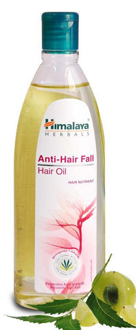 Buy 2 pack X Himalaya Anti-Hair Fall Hair Oil 100ml online for USD 10.85 at alldesineeds