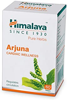 10 Pack of Himalaya Arjuna - 60 Tablets