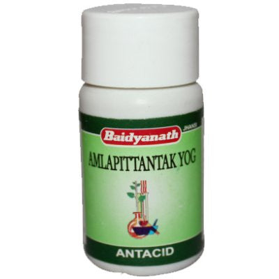 Buy 2 x Baidyanath Amla Pittantak Yog Tablet (100tab) each online for USD 17 at alldesineeds