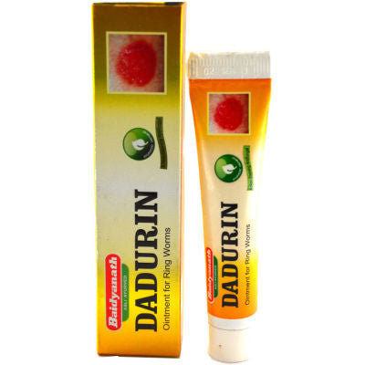 Buy 2 x Baidyanath Dadurin Ointment (15g) each online for USD 11.6 at alldesineeds