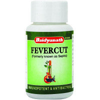 2 x  Baidyanath Fevercut Tablet (100tab)