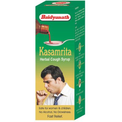 Buy 2 x Baidyanath Kasamrit Herbal (100ml) each online for USD 13.79 at alldesineeds