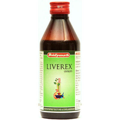 2 x Baidyanath Liverex Syrup (200ml) each - alldesineeds