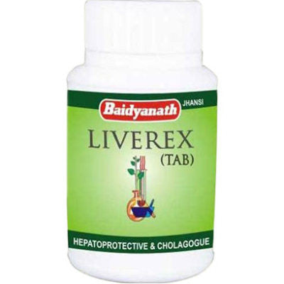 Buy 2 x Baidyanath Liverex Tablet (500tab) each online for USD 37.59 at alldesineeds