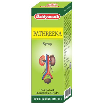 Buy 2 x Baidyanath Pathreena Liquid (200ml) each online for USD 24.66 at alldesineeds