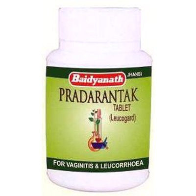 Buy 2 x Baidyanath Pradarantak Tablet (50tab) each online for USD 14.22 at alldesineeds