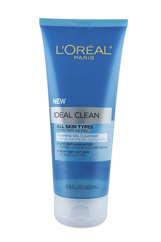 Buy L'Oreal Paris Ideal Skin Gel Cleanser, 200ml online for USD 16.45 at alldesineeds