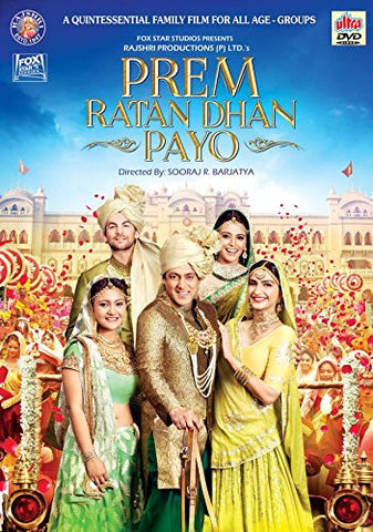 Buy Prem Ratan Dhan Payo online for USD 14.28 at alldesineeds