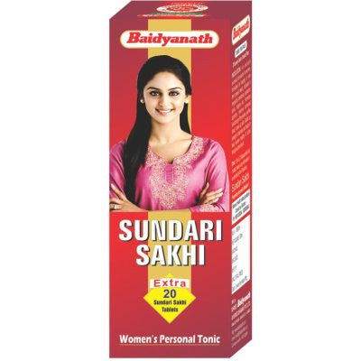 Buy 2 x Baidyanath Sundari Sakhi (200ml) each online for USD 24.59 at alldesineeds