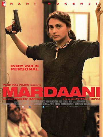 Buy Mardaani online for USD 15.28 at alldesineeds