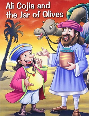 Buy Ali Cojia & the Jar of Olives [Mar 30, 2011] Pegasus online for USD 7.42 at alldesineeds