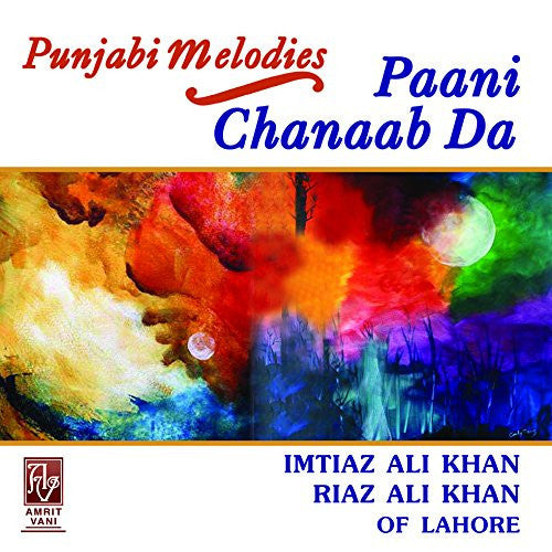 Buy Punjabi Melodies - Paani Chanab Da: PUNJABI Audio CD online for USD 8.3 at alldesineeds