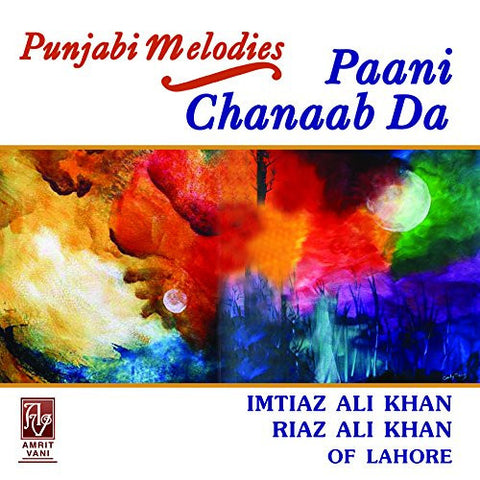 Punjabi Melodies - Paani Chanab Da: PUNJABI Audio CD - alldesineeds
