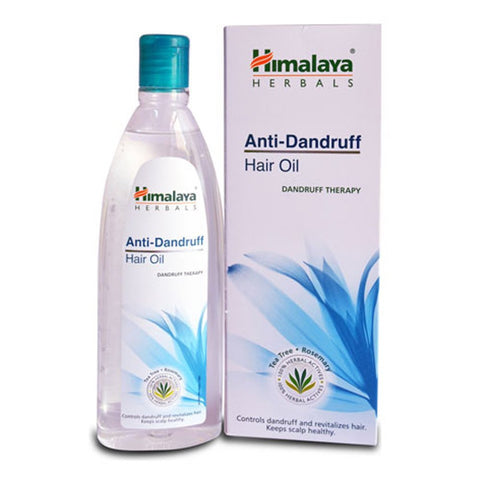 Buy 2 pack X Himalaya Anti-Dandruff Hair Oil 100ml online for USD 9.99 at alldesineeds